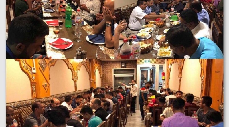 স্পেনে বিয়ানীবাজার জনকল্যান এসোসিয়েশনের 'ঐক্যবদ্ধ কমিউনিটি বিনির্মাণ শীর্ষক' আলোচনা সভা