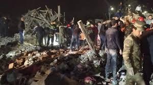 আজারবাইজানে আর্মেনিয়ার ক্ষেপণাস্ত্র হামলা; ১২ বেসামরিক ব্যক্তি নিহত