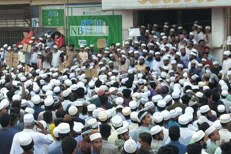 আ'লীগ আমাদের ভাই: সুনামগঞ্জে হেফাজতের আমির