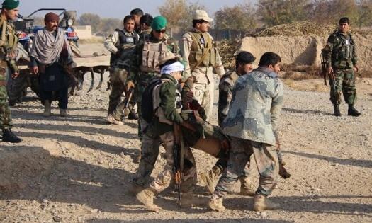 আফগানিস্তানে ব্যাপক সংঘর্ষে ৮০ সেনাসহ নিহত দুই শতাধিক
