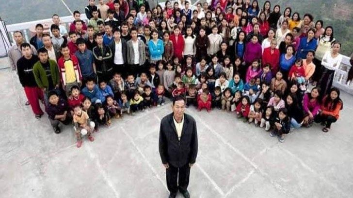৩৯ স্ত্রী ও ৯৪ সন্তান রেখে মারা গেলেন বৃহত্তম পরিবারের কর্তা