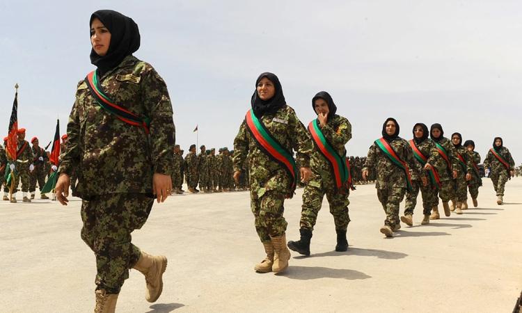 আফগানিস্তানের নারী পুলিশ সদস্যরা যৌন নির্যাতনের শিকার হচ্ছেন