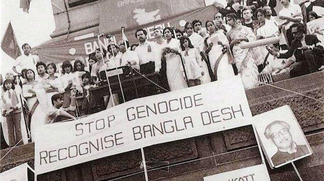 প্রবাসী মুক্তিযোদ্ধার 'অসম্পূর্ণ' তালিকায় হতাশ ব্রিটিশ-বাংলাদেশিরা