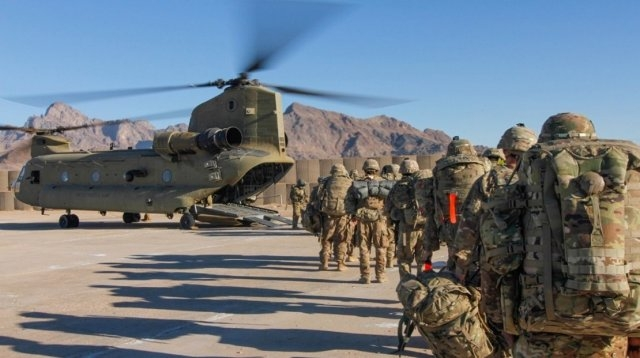প্রতিদিনে আফগান যুদ্ধে যুক্তরাষ্ট্রের খরচ ২৯ কোটি, ২০ বছরে ২ লক্ষাধিক কোটি ডলার