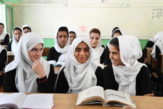 আফগানিস্তানের বলখে খুললো মেয়েদের মাধ্যমিক বিদ্যালয়