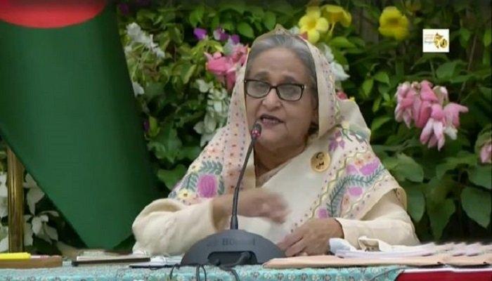 ঝুঁকি মোকাবিলায় বিশ্বের আদর্শ বাংলাদেশ: প্রধানমন্ত্রী