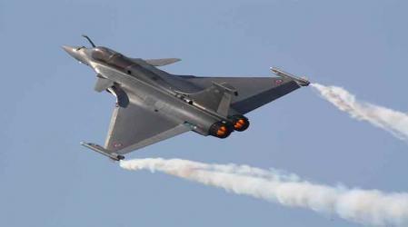 ভারতের বিমানবাহিনী পাচ্ছে রাফালে যুদ্ধ বিমান