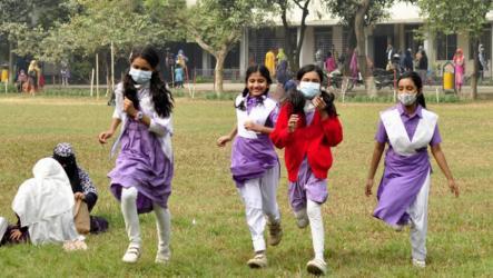 আধুনিক ও যুগোপযোগী শিক্ষা ব্যবস্থা গড়ে তুলতে কাজ করছে সরকার