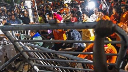 পশ্চিমবঙ্গে বিজেপি-তৃণমূল সংঘর্ষ, গুলিতে নিহত ৫